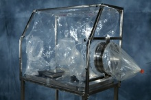 Anti Static TPU FILM for Medical Flexible Isolator
